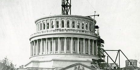 Capitol Building & Congress: Outdoor Tour of Scandal! Sun, Sept 22 4:45 pm!