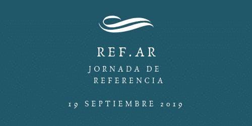 I Jornada REF.AR
