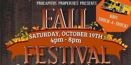 Fall & Pumpkin Festival tickets
