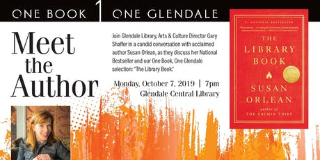 One Book One Glendale: The Library Book tickets