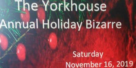 The Yorkhouse Annual Holiday Event tickets