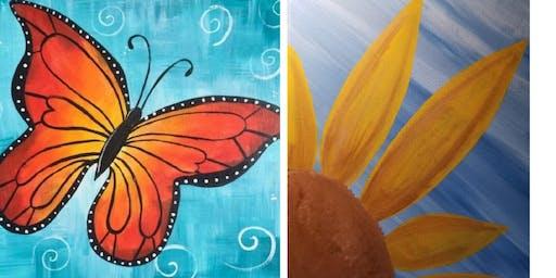 Paint & Float