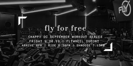 Fly For Free with Chappy DC tickets
