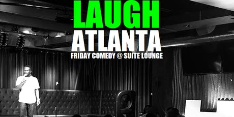 Laugh Atlanta presents ATL Comedy Jam tickets