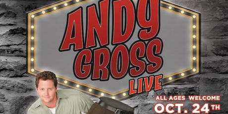 Andy Gross tickets