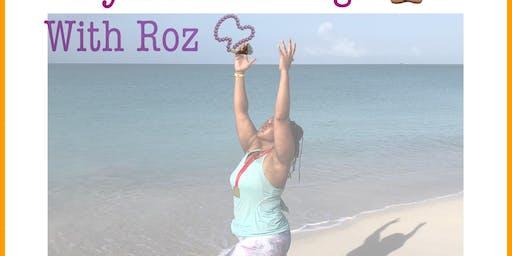 Vinyasa Flow Yoga With Roz