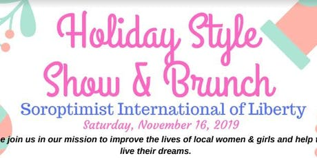 Holiday Style Show & Brunch tickets