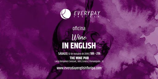 Wine in English