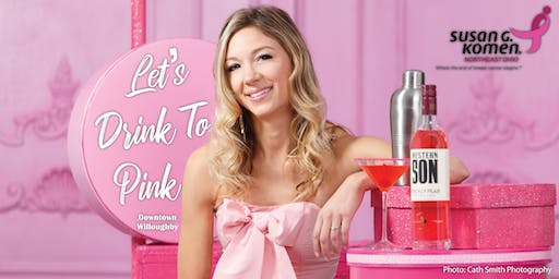 Let's Drink To Pink 2019