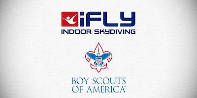 BSA Nova Night at iFLY Cincinnati Indoor Skydiving!