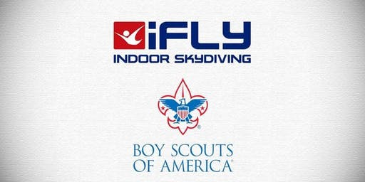 BSA Nova Night at iFLY Cincinnati Indoor Skydiving!