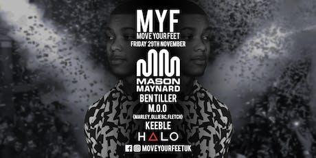 MYF w/ Mason Maynard tickets
