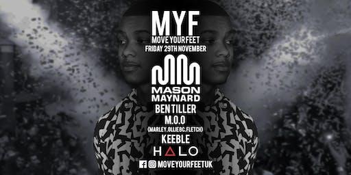 MYF w/ Mason Maynard