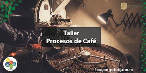 Procesos de Café