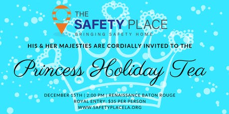 Princess Holiday Tea tickets