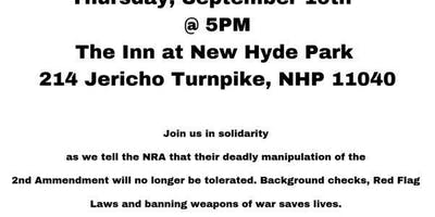 No NRA in New Hyde Park