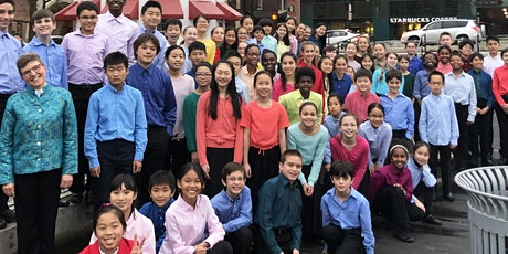 Young People's String Orchestra at Boston Children's Museum - FREE! tickets