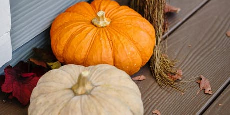 Fall-Themed Acrylic Painting Workshop with Artist Betsy Carter  tickets