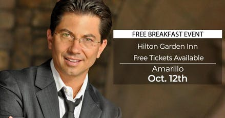 (FREE) Millionaire Success Habits revealed in Amarillo by Dean Graziosi tickets