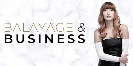Balayage & Business in Portage, IN. tickets