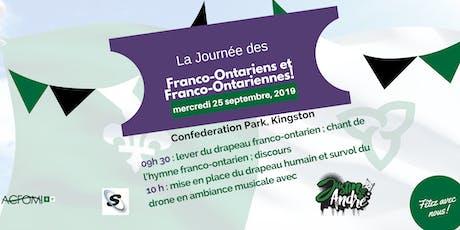 La Journée Des Franco-Ontariens Et Franco-Ontariennes tickets