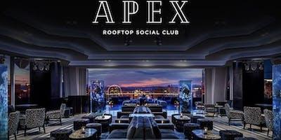 9.19 Rooftop Lounge Party @ Apex Rooftop Social Club Las Vegas