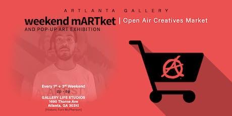 ARTlanta Weekend mARTket tickets