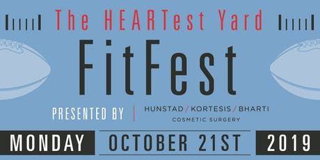 The HEARTest Yard FitFest tickets