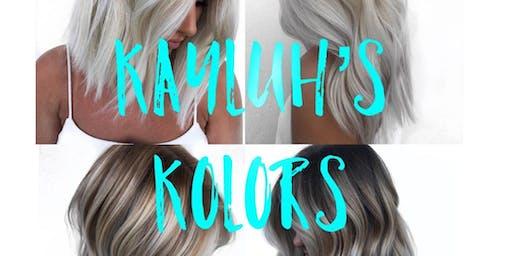 Kayluh's Kolors