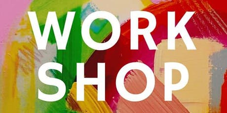 Workshop de Pintura Básica – Criatividade e Técnicas com Flavia Braun ingressos