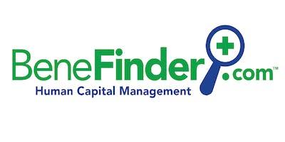 BeneFinder's Advanced HR Live Demo