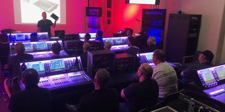 Allen & Heath dLive Certification - South Bay tickets