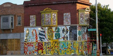 Explore Detroit: Homegrown Art Bus Tour tickets