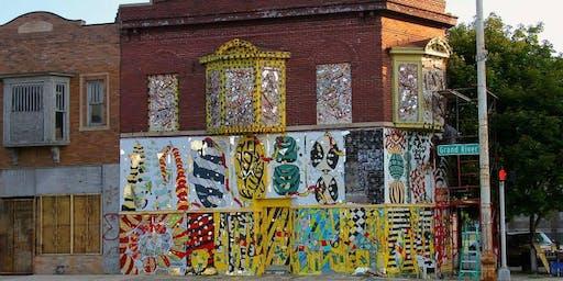 Explore Detroit: Homegrown Art Bus Tour
