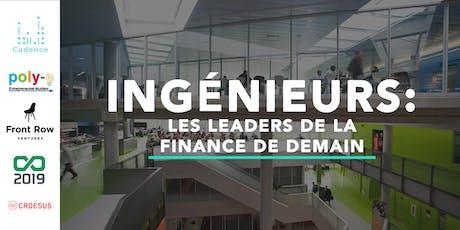 Les ingénieurs: les leaders de la Finance de demain billets