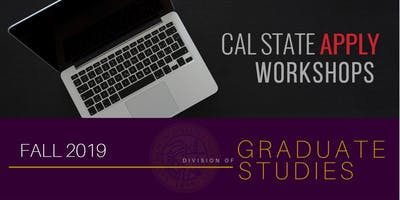 CAL State Apply Support Workshop