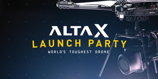 Alta X Launch Party