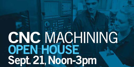 Open House at Don's Machine Shop