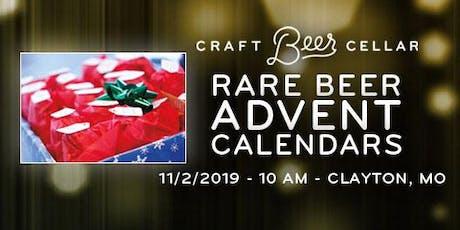 Rare Beer Advent Calendar Release tickets