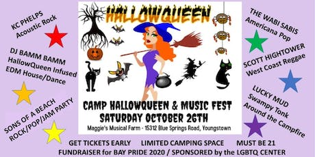 Camp HallowQueen & Music Fest tickets