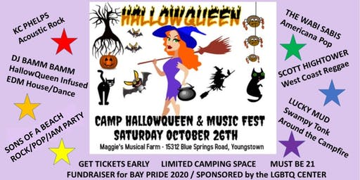 Camp HallowQueen & Music Fest