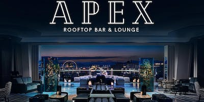 9.21 Rooftop Lounge Party @ Apex Rooftop Social Club Las Vegas