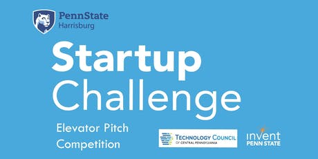Startup Challenge Elevator Pitch Competition (Free + Open to the public) tickets