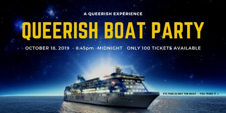 End of Summer Night Boat Cruise tickets