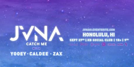 JVNA at HB Social Club tickets