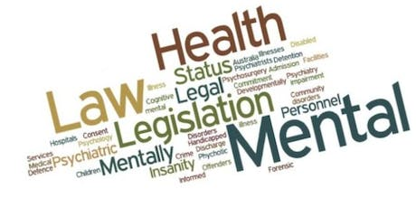 Mental Health Academy: MEMPHIS Mental Health Law tickets