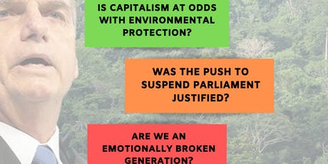 #REVDEBATES: Was the push to suspend Parliament justified? tickets