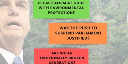#REVDEBATES: Was the push to suspend Parliament justified?