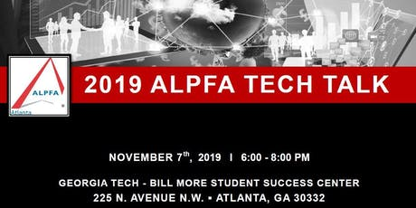 ALPFA Tech Talk 2019 tickets