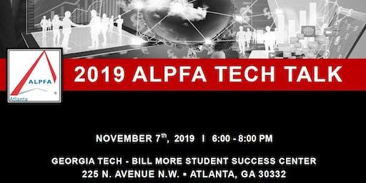 ALPFA Tech Talk 2019